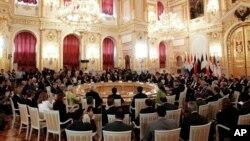 Форум стран-экспортеров газа . Москва, Кремль, 1 июля 2013г.