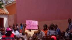 Greve de professores em Benguela - 1:57