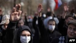 Пятеро неонацистов приговорены в России к пожизненному заключению