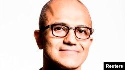 Ông Satya Nadella, Tổng giám đốc mới của công ty Microsoft
