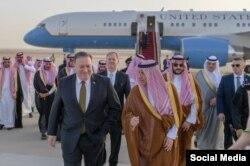 Saudiya Arabistonidagi uchrashuvlarda Eron agressiyasiga qarshi birlashish haqida gap ketdi