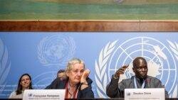 Martin Nivyabandi, ministre burundais des droits de l'Homme, joint par Yacouba Ouedraogo