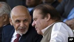 رهبران افغانستان و پاکستان
