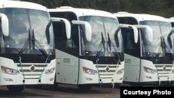 President Emmerson Mnangagwa Commissions Zupco Buses 3