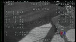 2019-08-27 美國之音視頻新聞: 攜帶智能機器人的俄羅斯飛船成功與國際太空站對接