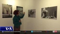 Pandemia përmes syrit të fotografeve Rozafa Shpuza dhe Orestia Kapedani