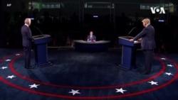 特朗普與拜登首次同台競選辯論 激辯新冠疫情時集中提及中國