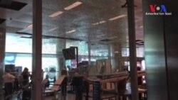 Saldırıdan Bir Gün Sonra Atatürk Havalimanı