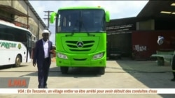 Des bus « made in Cameroun »