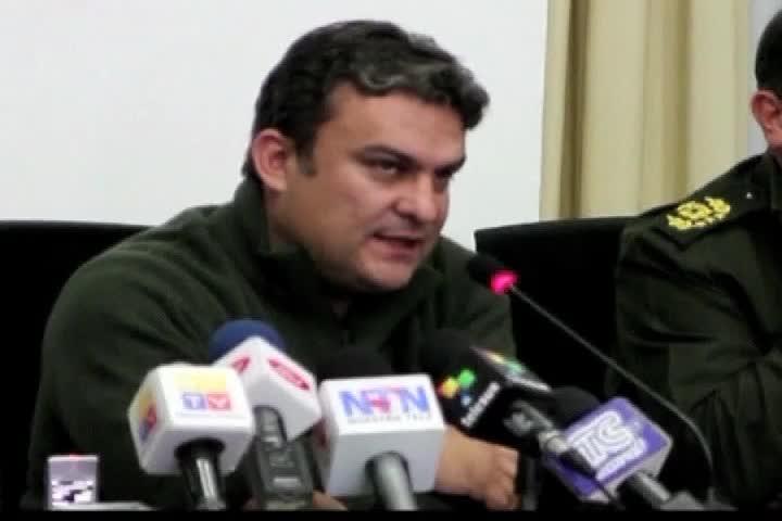 Violencia en campaña ecuatoriana