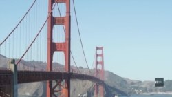 Як у Сан-Франциcко намагаються утримувати самогубців від стрибків з мосту «Золоті ворота». Відео