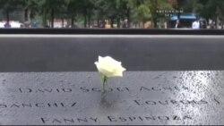 Amerika 11 Eylül'de Ölenleri Andı