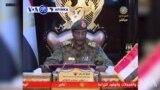 VOA60 Afirka: Gwamnatin Sojin Sudan Ta Dakatar Da Ganawar Da Take Yi Da Jagororin Fararen Hula Masu Zanga-zanga