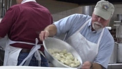 Pierogi Dumpling Project Brings Volunteers Together