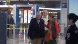 北韓釋放被關押的美國老兵