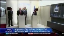 Kosovë, reagime për marrëveshjen kufitare