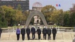 John Kerry visita Hiroshima