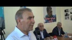 Cəmil Həsənli: Biz kriminal rejimlə qarşı-qarşıya gedirik