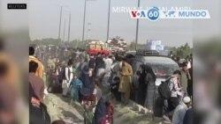 Manchetes Mundo 20 Agosto 2021: Continua a saída do Afeganistão de militares e civis