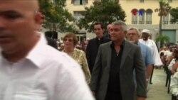 Cuba: Religiosos oran por la paz mundial