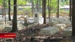 Đại sứ Kritenbrink: Mỹ ủng hộ nỗ lực trùng tu nghĩa trang Biên Hòa