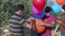 Israël: Un système pour détruire les ballons explosifs lancés depuis Gaza