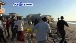 VOA60 AFIRKA: Kungiyar ISIS Ta Dauki Alhakin Kashe Mutane 9 A wani Hari, 22 Janairu, 2016