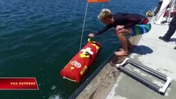 Robot cứu người đuối nước
