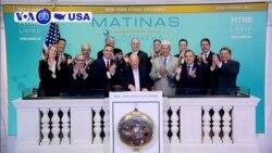 Manchetes Americanas 6 Maio: Bolsa americana cai depois de anúncio de tarifas à China