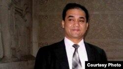Ilham Tohti, dosen ekonomi di Central University for Nationalities di Beijing, diciduk Pemerintah China dari apartemennya di Beijing dan dituduh melangsungkan tindakan separatisme (Foto: dok).