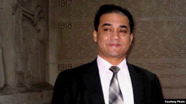 Học giả Uighur Ilham Tohti.