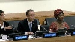 Secretario General de la ONU hace contriversiales declaraciones acerca de Siria y su líder