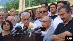 Kurdski političari u Turskoj