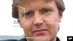Alexander Litvinenko, en 2002 (AP)
