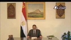 埃及抗议总统独揽大权活动转向暴力