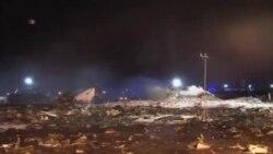 俄羅斯客機墜毀50人遇難