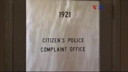ABD'de Polislere Sivil Denetleme Gündemde
