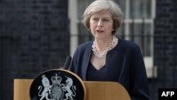 Theresa May, sabuwar Firayim Ministar Birtaniya