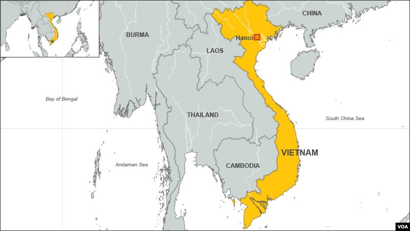 Vietnam Says Two Bloggers Posted Anti-state Propaganda
