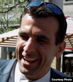 Nghị viên Sam Liccardo, ứng viên thị trưởng San Jose