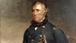 Quiz - America's Presidents: Zachary Taylor