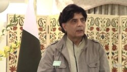 Pakistan Interior Minister Nisar Ali Khan Hails Positive Movement in Tensions with Afghanistan