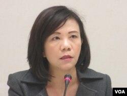 台灣執政黨民進黨立委葉宜津。
