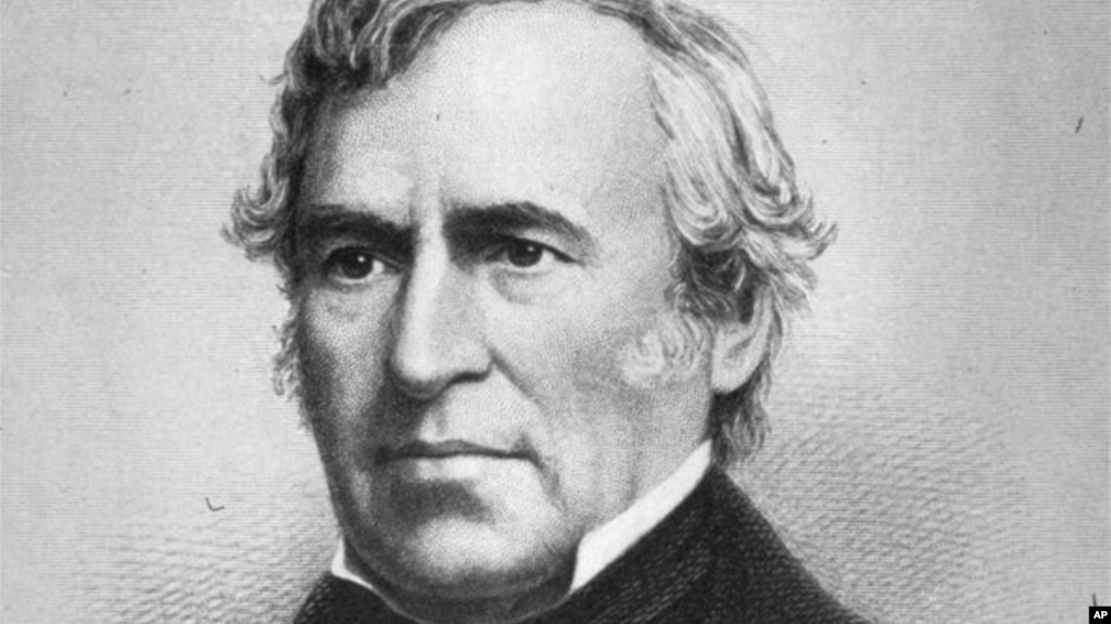 polk succeeded by old zach in 1848 election