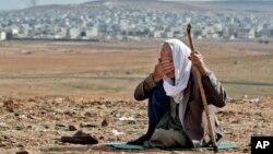 叙利亚库尔德难民