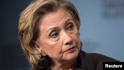 Хиллари Клинтон (архивное фото)