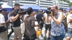 Михайло Боцюрків: Активісти у Гонконгу надихаються українським досвідом. Відео