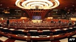 Зал заседаний Парламентской Ассамблеи Совета Европы (архивное фото)