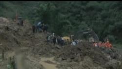 雲南山體滑坡事件 19 人遇難
