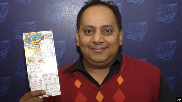 Lottery Winner Poisone